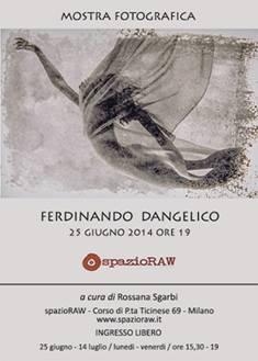 mostra fotografica spazioRAW Milano, nudi artistici