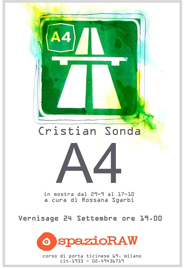A4 Cristian Sonda