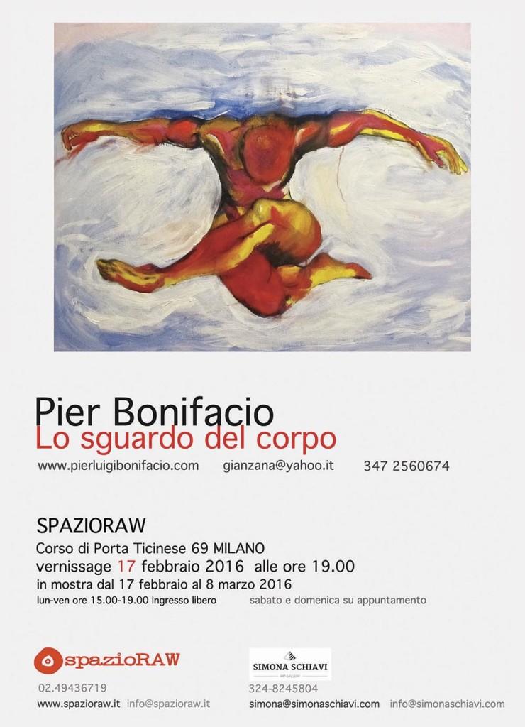 flyer Lo Sguardo del Corpo spazioRAW_web