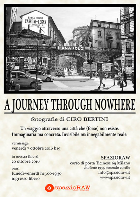 A Journey Through Nowhere spazioraw