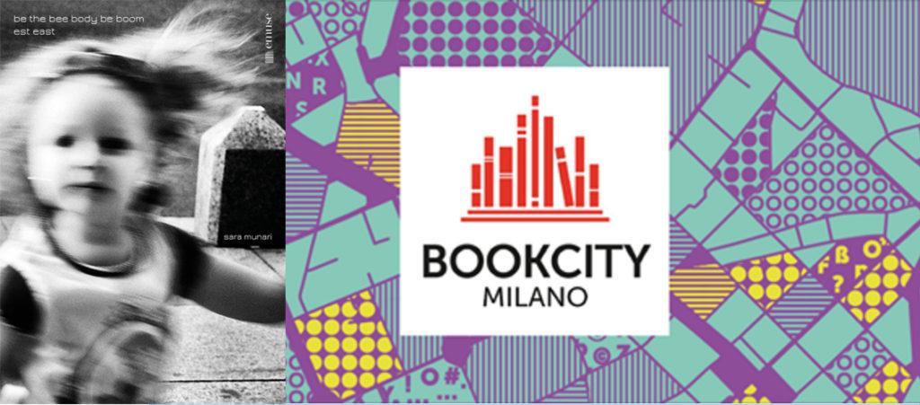 Presentazione di Be the bee body be boom di Sara Munari, bookcity spazioraw