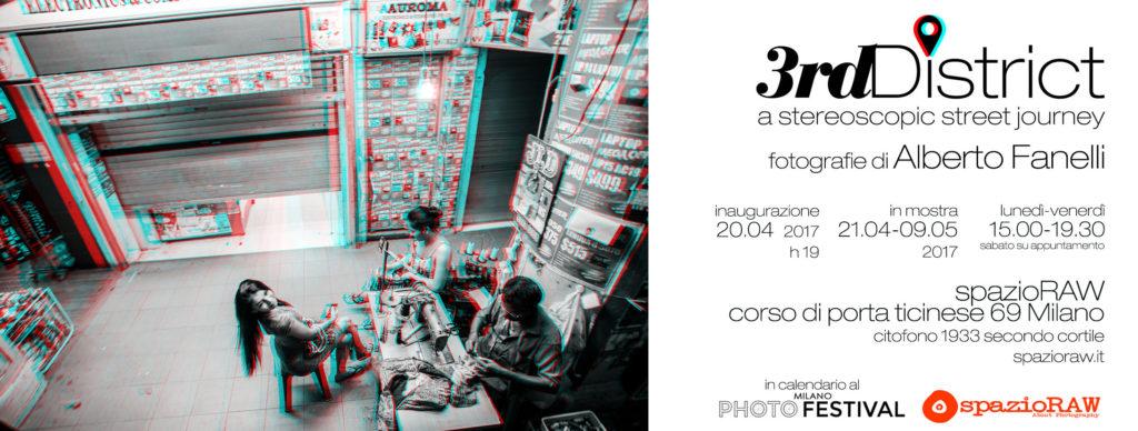 Mostra spazioRAW Alberto Fanelli Photofestival