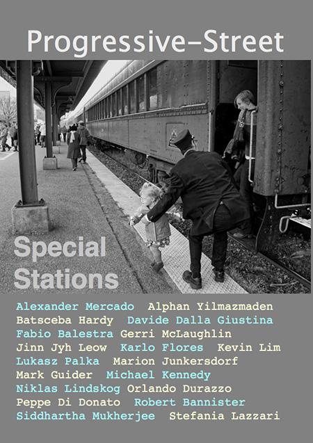 locandina mostra Progressive Street mostra Spazio Raw Milano