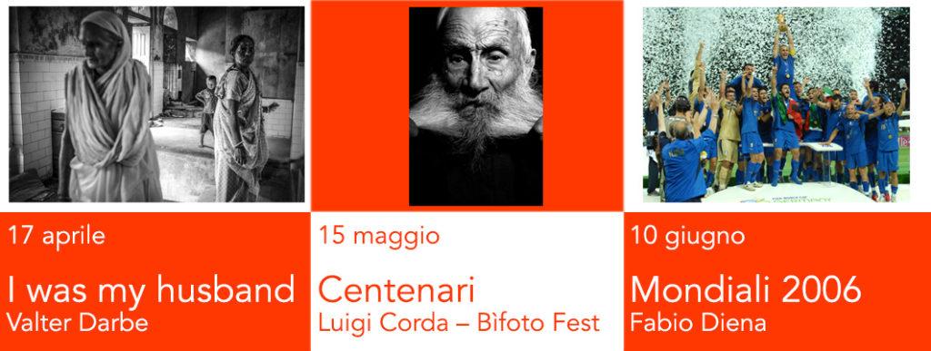 Mostre di fotografia allo spazioraw Milano, mostre in calendario al photofestival di Milano