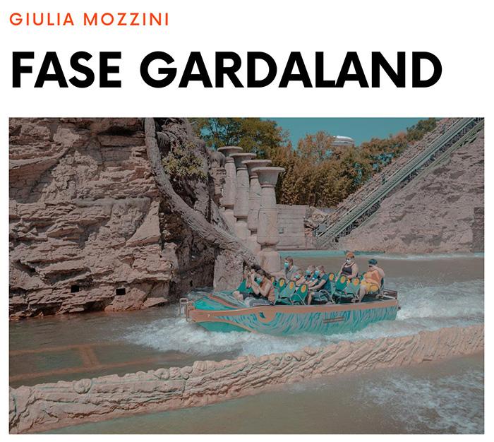 Fase Gardaland mostra fotografica spazioraw Milano